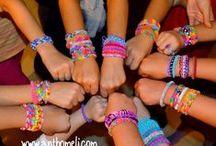 Rainbow looms