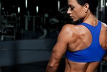Back Workouts / Your back is an essential piece of a balanced, symmetrical physique. Start building yours today!