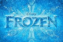 Kids: Disney's Frozen / The newest edition to our amazing Kid's Decor category is Walt Disney's Frozen - we've got 4 wallpaper designs, coordinating accessories including stickers and foam, canvases and more! Visit www.grahambrown.com for more! (Frozen products not available in US)  / by Graham & Brown
