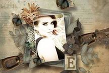 Creative Team Artworks / Group board dedicated to promote the wonderful layouts by digital scrapbooking creative team