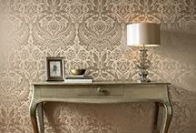Hallway Inspiration / Room to Room beautiful! / by Graham & Brown