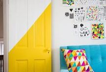 Door Ideas / Knock, Knock! Add a little inspiration to your home with these fantastic Door ideas.