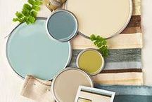 Colour Inspiration / Not sure which shades go with eachother? We've put a collection together to inspire! / by Graham & Brown