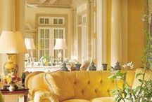 Colour Spotlight: Yellow / by Graham & Brown