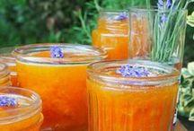Jam, jelly, preserves, syrups, glazes