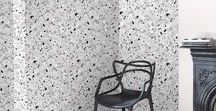 TERRAZZO TREND / Terrazzo design is huge right now! A versatile and beautiful material, terrazzo is loved by architects and interior designers alike. Using terrazzo in your interiors has never been easier let this page inspire you!