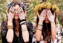 <3 Hippy Style