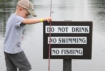 hunting & fishing / by Tiffany Bowen-Loew