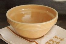 Vintage Bowls / by Donna Mc.