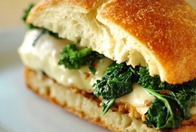 Sandwiches / by Michelle Fedele