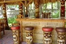 Tiki bar / by Michelle Fedele