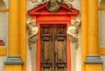 Doors, Windows, Entryways, etc..... / by Michelle Fedele