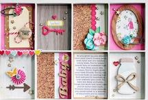 Craft Ideas!! / by ~~♥♥ Cняiƨtiиɛ ♥♥♥ Cσσκ ♥♥~~