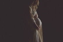 Mother and Child / Endearing photographs of women while pregnant and mothers and their children. Both contemporary and vintage. / by Katie Kukulka