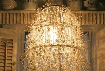 / A chandelier obsession /