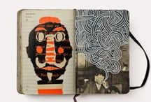 SKETCHBOOKS / a look into an artists mind. / by Sara Harvey