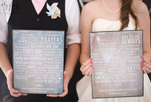wedding ideas / by Tiffany Bowen-Loew