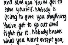 quote binge / by Phoebe Paniccia