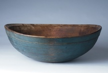 Wooden bowls and trenchers / by Donna Mc.
