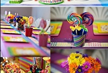 Party ideas  / by Alicia Woods