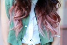 Colored Hair / by Meghan