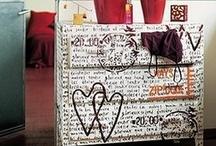 Dressers redone!! / by ~~♥♥ Cняiƨtiиɛ ♥♥♥ Cσσκ ♥♥~~