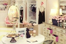 Closet Envy ♡ / Every girl should have a dream walk in closet just for her!!!! / by ~~♥♥ Cняiƨtiиɛ ♥♥♥ Cσσκ ♥♥~~
