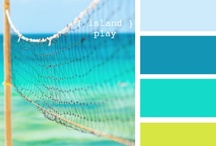 Color Inspiration for our Florida Keys House / by Michelle Fedele