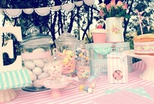CANDY BUFFET/BARS  / ANYTHING CANDY DECOR