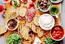 Dips and Appetizers