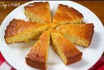 Corn Bread / Johnny Cake / by Murray Kidd
