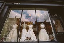 / The Boutique / / Take a closer look at LOVE Bridal Boutique...