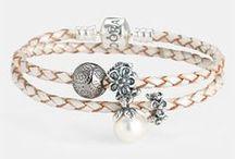 Beads, beads, beads / Chamilia and pandora bracelet ideas