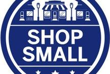Shop Small 2013 / Holiday Gift Ideas from small, independently-owned businesses. Black Friday, Small Business Saturday, Cyber Monday, and throughout Buy Local Week, these are a few of my favorite finds that you won't want to miss.   Buy Local or Bye Bye Local. Cliche, but true. If you are tagged, please share your holiday merchandise, crafts, events, or gifts you have to sell, along with info on how to find them. #lesgosocial #shopsmall2013 #holidaygifts