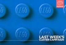 Last Week's Clever Campaigns / A weekly summary of the most interesting social media campaigns.
