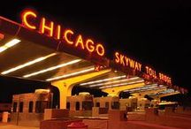 CHICAGO BORN & BRED (forever home) / Growing up Chicago  / by Chetalicious Awesomer