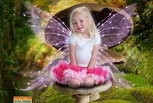 Fairy Children / Collecting great ides for fairy clothing for the little ones