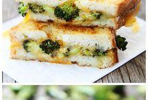 Sandwiches & Quesadillas / Loving the sandwiches
