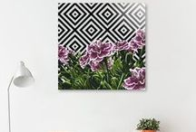 Pictures Interior design by Paola Morpheus / Perfect pictures to decorate rooms, offices and desks. Great gift idea. Sleek and minimal appropriate in all rooms.
