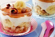 Desserts/Nachtische / leckeres und verführerisches nach dem Essen