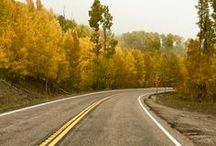 Fall Travel Ideas / A fun collection of Fall Travel Ideas for your bucket list!