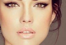 make up / pour créer l'illusion