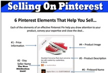 Selling On Pinterest / by Pinterest Marketing Author, Speaker and Expert Coach, Jason Miles
