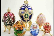Faberge Imperial Eggs / by Sylvie Banville
