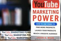 Youtube Marketing Power / At Liberty Jane Clothing we started in social networks on Youtube. With over 1.2 million video views, and 6,900 subscribers - Youtube is a big part of our effort. This board is my collection of marketing tips, tutorials, and information. As well as information about my new book - Youtube Marketing Power... / by Jason Miles