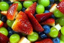 Fruity Tutti / Yummy fruit! Nom nom. / by Marla Taylor