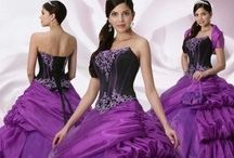 Ball Dresses / by Sylvie Banville