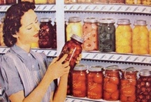 Home Canned (And Frozen) / Recipes for preserving food. / by Marla Taylor