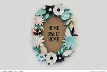 Home Inspiration / recently upgraded from an apartment to a house - these are my dreams and ideas, from the thrifty to the splurges / by Jenna Macnair
