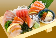 Asian Flair / I love Asian cuisine...but sushi & sashimi will always be my favorites. / by Marla Taylor